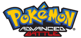 Logo Pokémon Advanced Battle