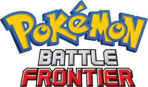 Logo Pokémon Battle Frontier