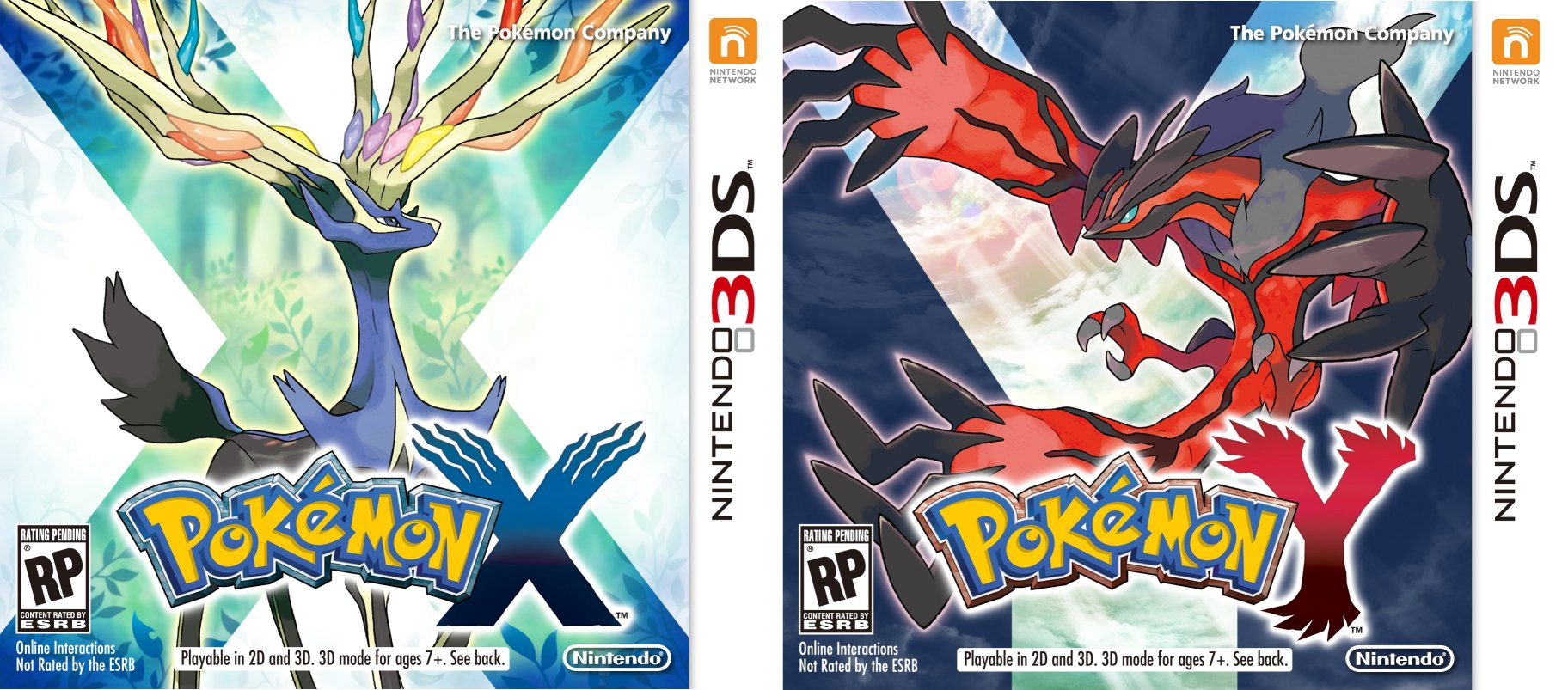 pokemon x e y ita