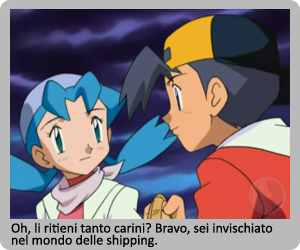 Jimmy e Marina in Pokémon Chronicles