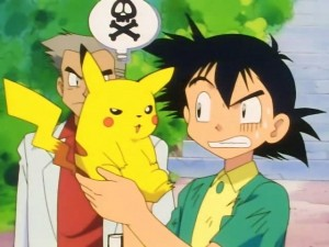 Pokémon Ash e Pikachu (episodio 1)