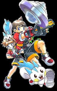 Darkrai mission story - Pokémon Ranger Batonnage