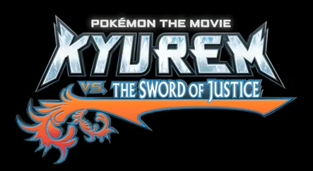 Kyurem VS The Sword of Justice logo