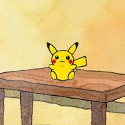 Bambola Pikachu