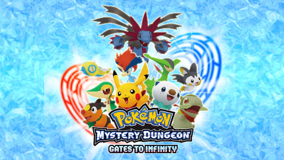 Pokémon Mystery Dungeon - Gates to Infinity