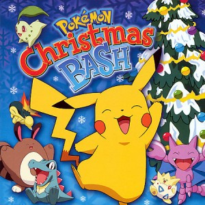 Pokémon Christmas Bash - Copertina Frontale