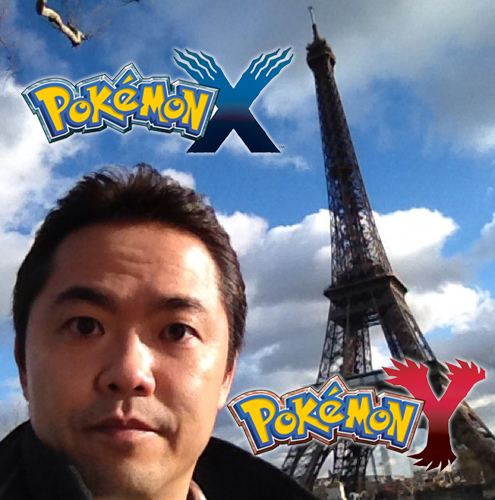 Junichi Masuda parla di Pokémon X e Y pokemontimes.it