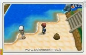 Pokémon X e Y - Spiaggia