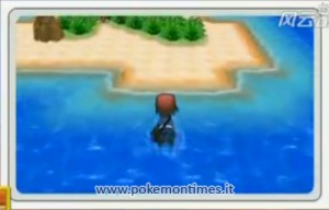 Pokémon X e Y - Surf