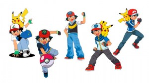 """Eevoluzione"" stilistica di Ash"