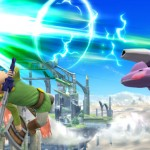 Genesect e Toon Link in Super Smash Bros. per WiiU