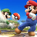 Mario e Luigi con delle Pokéball in Super Smash Bros. per WiiU
