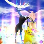 Xerneas, Pikachu, Abitante e Yoshi in Super Smash Bros. per WiiU