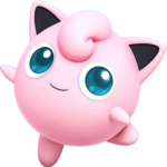 Jigglypuff Super Smash Bros. per 3DS e WiiU