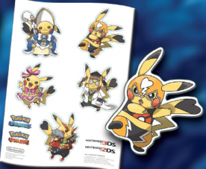 Magneti Pikachu cosplay