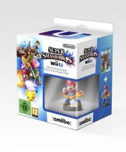 SSB per WiiU in bunle con l'amiibo di Mario