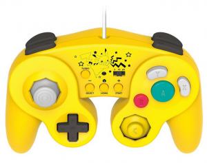 Classic Controller ispirato a Pikachu e al controller GameCube