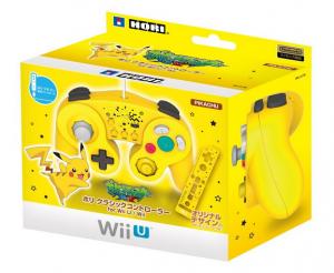 Confezione del Classic Controller di HORI ispirato a Pikachu