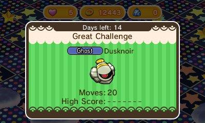 Dusknoir Pokémon Shuffle