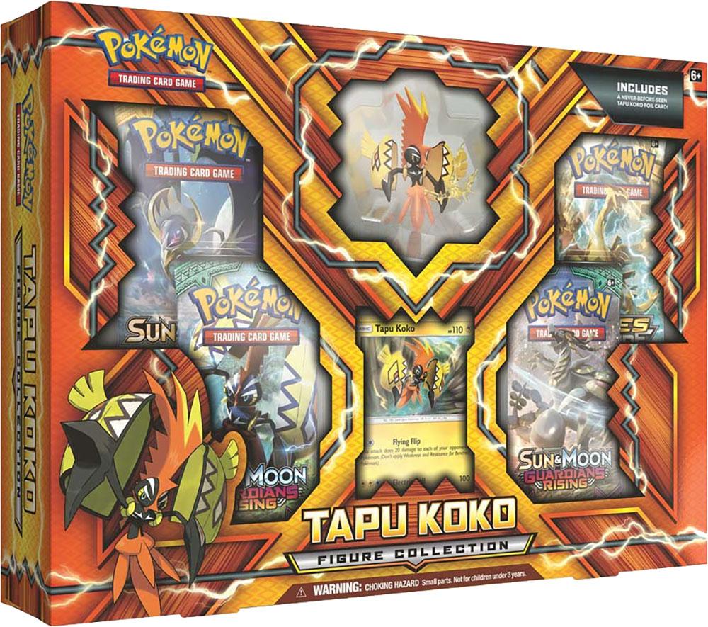 Set Tapu Koko Gx Cromatico Nuove Premium Collection E