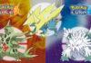 Megapietre Sole e Luna Tyranitar, Manectric, Aggron e Abomasnow