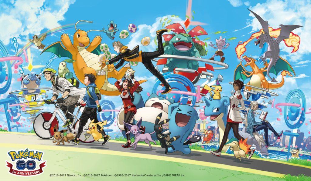 illustrazione_anniversario_GO_pokemontimes-it