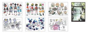 bozzetti_artbook_illustrazioni_ultrasole_ultraluna_pokemontimes-it