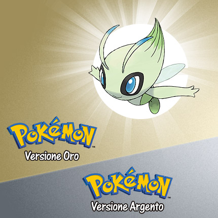 how to get celebi in silver 3ds