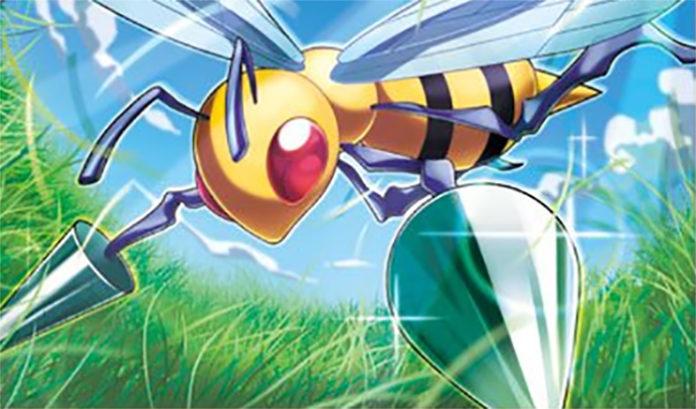 illustrazione_beedrill_sl04_gcc_pokemontimes-it