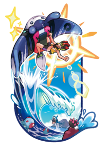 illustrazione_surf_mantine_ultrasole_ultraluna_pokemontimes-it