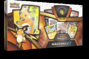 collezione_raichu_gx_espansione_leggende_iridescenti_gcc_pokemontimes-it