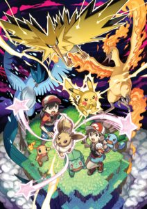 illustrazione_leggendari_articuno_zapdos_moltres_lets_go_pikachu_eevee_pokemontimes-it