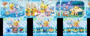 nuovo_tema_3ds_pikachu_lapras_snorlax_pokemontimes-it