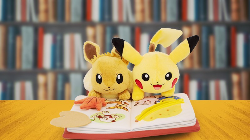 foto_pikachu_eevee_center_autunno_peluche_pokemontimes-it