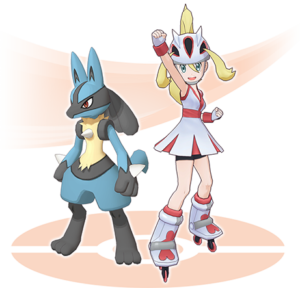 artwork_ornella_lucario_masters_videogiochi_app_pokemontimes-it