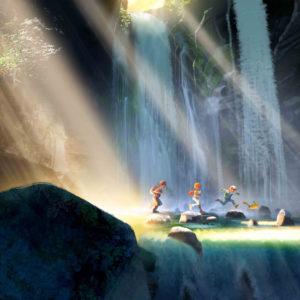 illustrazione_ash_misty_brock_02_mewtwo_evolution_film_pokemontimes-it