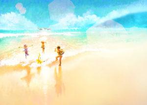 illustrazione_ash_misty_brock_04_mewtwo_evolution_film_pokemontimes-it