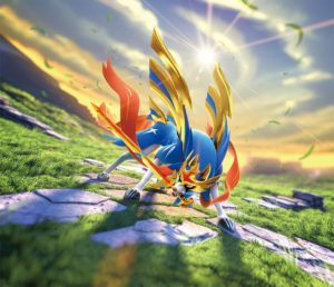 illustrazione_zacian_carte_spada_scudo_gcc_pokemontimes-it