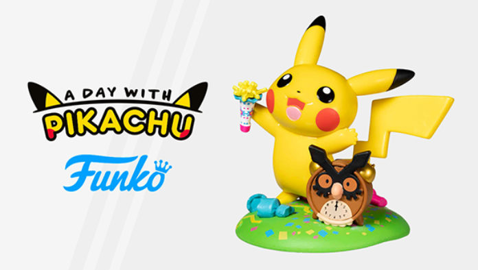 banner_modellino_funko_pikachu_ringing_in_the_fun