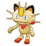 Mystery_Dungeon_DX_Meowth