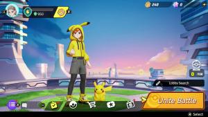 Pokemon_UNITE_-_Trainer_Fashion_-_Pikachu