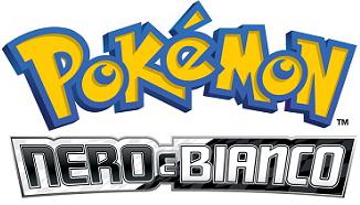 Logo Pokémon Nero e Bianco (anime)