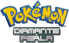 Logo Pokémon Diamante e Perla