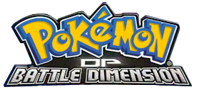 Logo Pokémon DP: Battle Dimension