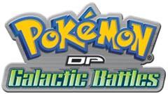 Logo Pokémon DP: Lotte Galattiche
