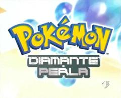 Sigla Pokémon Diamante e Perla