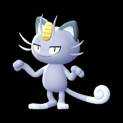 Meowth Forma Alola