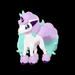 Ponyta Forma di Galar