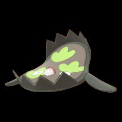 Stunfisk Forma di Galar